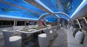 Image for Lufthansa Technik previews new World Traveller luxury design